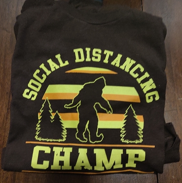 Social Distancing Champ ***CLEARANCE***