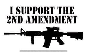 I Support 2nd Amendment